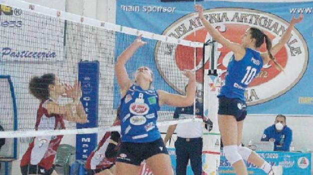 sigel marsala, volley, Trapani, Sport