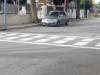Ad Agrigento strisce pedonali anti-Covid per mantenere la distanza: ecco come sono