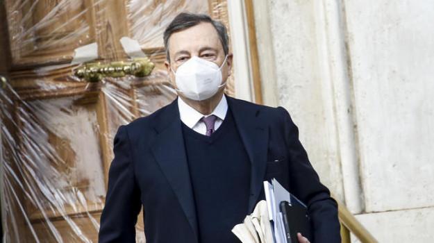 coronavirus, governo, Pasqua, Mario Draghi, Sicilia, Politica