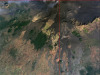 La lava dellEtna fotografata dal satellite Prisma (fonte: Data/Information generated by Leonardo under an ASI License to use. Original PRISMA product - ©ASI - 2021)