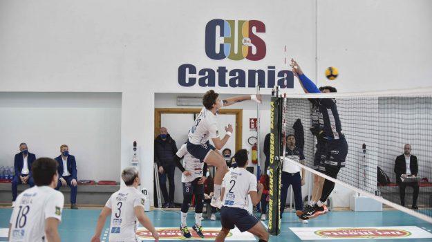pallavolo, Catania, Sport