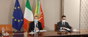 Il presidente della Regione Siciliana, Nello Musumec
