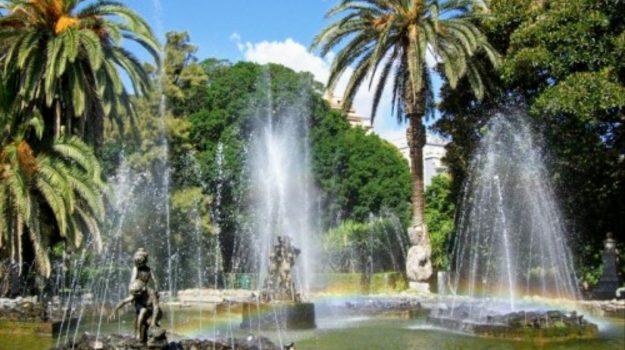bambini, zona rossa, Palermo, Cronaca