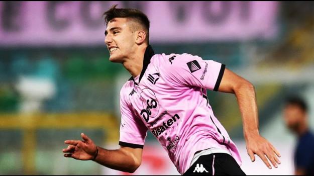 Calcio, serie c, Lorenzo Lucca, Palermo, Calcio
