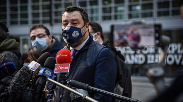 governo, Lega, m5s, Giorgia Meloni, Mario Draghi, Matteo Salvini, Sicilia, Politica