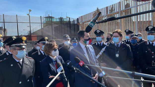 Lega, migranti, nave Gregoretti, Giulia Bongiorno, Matteo Salvini, Catania, Cronaca
