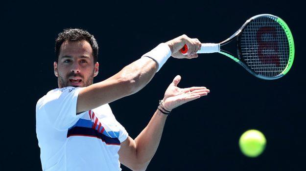 australian open, Tennis, Salvatore Caruso, Sicilia, Sport