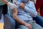 Asp Siracusa, 280 prime dosi di vaccino al giorno somministrate agli over80