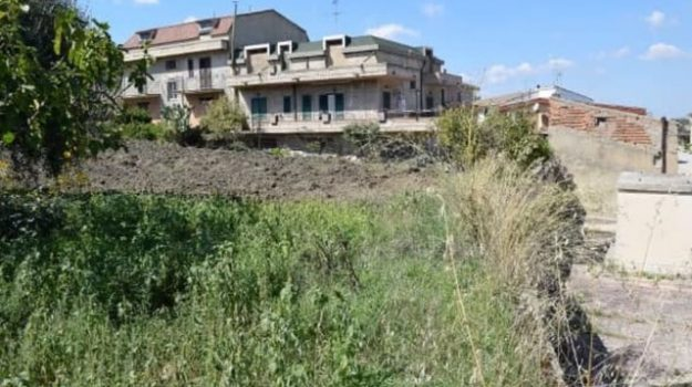 dissesto idrogeologico, Villalba, Caltanissetta, Cronaca