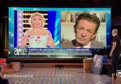 A Propaganda Live il surreale video di Enrico Berlinguer ospite di Barbara D'Urso Il filmato di Gero Arnone nella trasmissione di Diego Bianchi su La7 - Corriere Tv