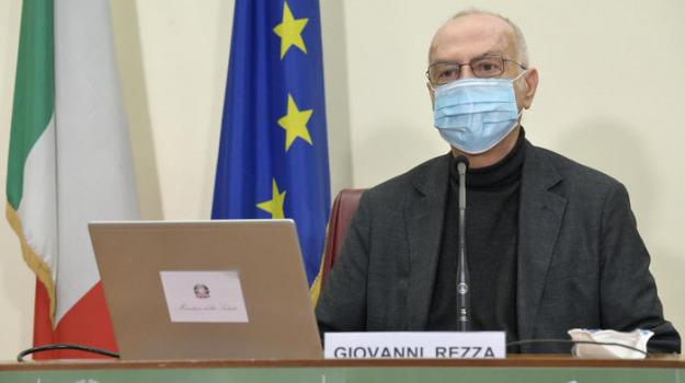 coronavirus, vaccino, Giovanni Rezza, Sicilia, Cronaca