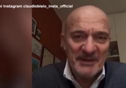 Claudio Bisio: «Sono positivo al Covid, ma sto bene. Solo un po' di tosse fastidiosa» L'attore ha postato una storia sui social per annunciare la malattia - Ansa