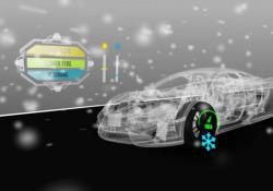 Come funzionano le cybergomme Pirelli La nuova McLaren Artura, due posti ibrida plug-in, è la prima supercar a montare di serie gli pneumatici sensorizzati - Corriere Tv