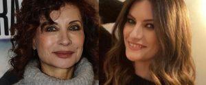 Alda D'Eusanio e Laura Pausini