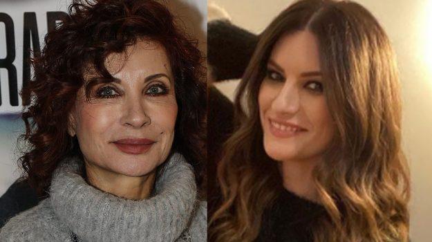 televisione, Alda D'Eusanio, Laura Pausini, Paolo Carta, Sicilia, Società
