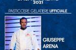 Giuseppe Arena da Messina a Sanremo: sarà lui il pasticcere ufficiale del Festival