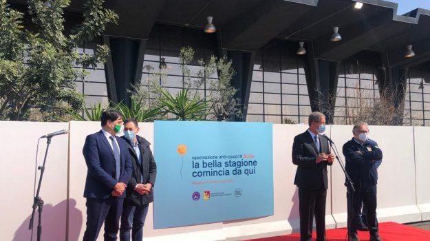 coronavirus, vaccino, Catania, Politica