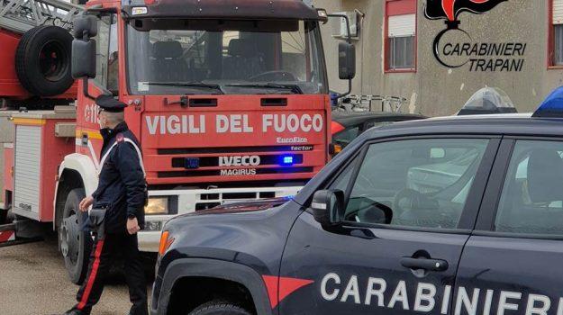 incendi, petrosino, Trapani, Cronaca