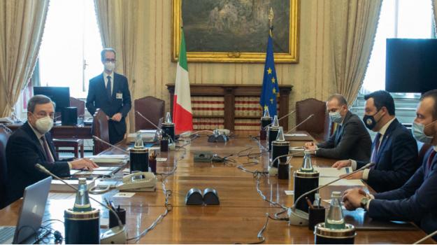governo, m5s, Beppe Grillo, Giuseppe Conte, Luigi Di Maio, Sicilia, Politica