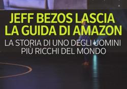 Jeff Bezos lascia la guida di Amazon La storia di uno degli uomini più ricchi del mondo - Ansa