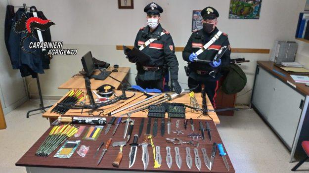 armi, Agrigento, Cronaca