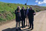 """Falcone in visita nel Nisseno: """"Strade abbandonate da decenni"""""""