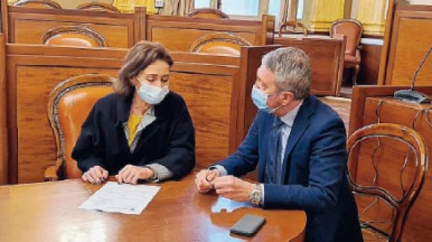 comune agrigento, Maria Concetta Floresta, Agrigento, Politica