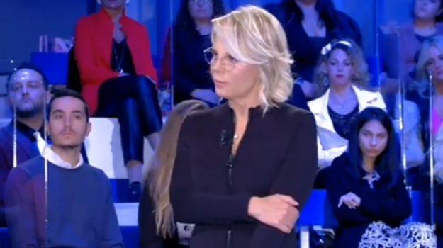 televisione, Maria De Filippi, Sicilia, Società