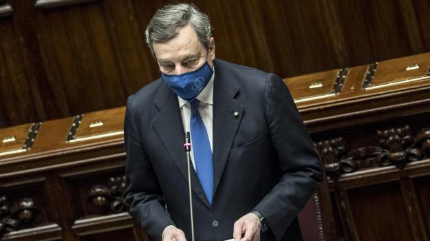 coprifuoco, governo, Mario Draghi, Sicilia, Politica