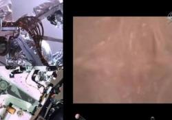 Marte, il nuovo video dell'atterraggio del rover Perseverance è spettacolare Immagini molto dettagliate viste dalle varie telecamere a bordo - Corriere Tv