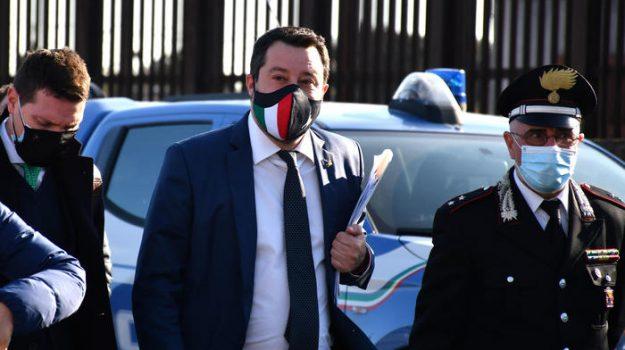 Gregoretti, migranti, Matteo Salvini, Catania, Cronaca