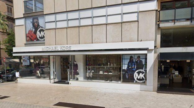 commercio, moda, negozi, Palermo, Economia