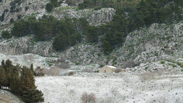 Maltempo, neve, Sicilia, Economia