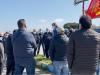 Cassa integrazione in scadenza per gli ex Fiat, presidio degli operai a Termini Imerese
