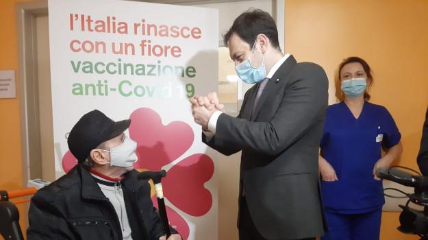 coronavirus, vaccino, Ruggero Razza, Sicilia, Politica