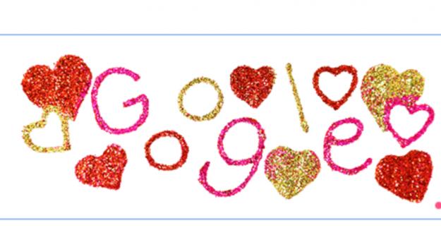 doodle di google, san valentino, Sicilia, Società