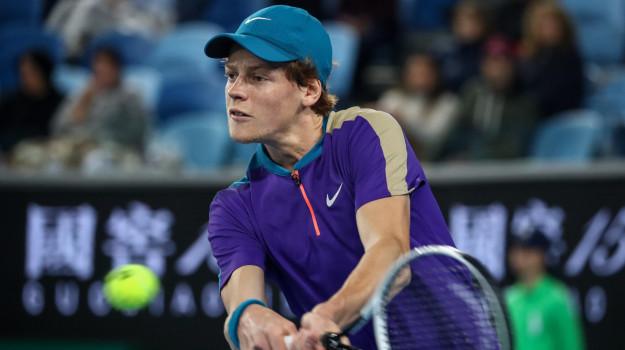 Tennis, Jannik Sinner, Lorenzo Sonego, Sicilia, Sport