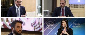 Governo, quattro i sottosegretari siciliani: ecco chi sono. Da Faraone ad Armao, tanti i delusi