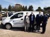 Cagliari: Città metropolitana, consegnate le prime 8 auto elettriche