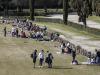 Studenti a Villa Borghese