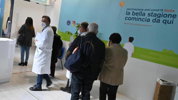 coronavirus, vaccino, Messina, Cronaca