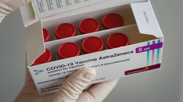 astrazeneca, vaccini, Sicilia, Cronaca