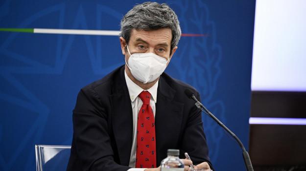 forza nuova, green pass, pd, Andrea Orlando, Sicilia, Politica