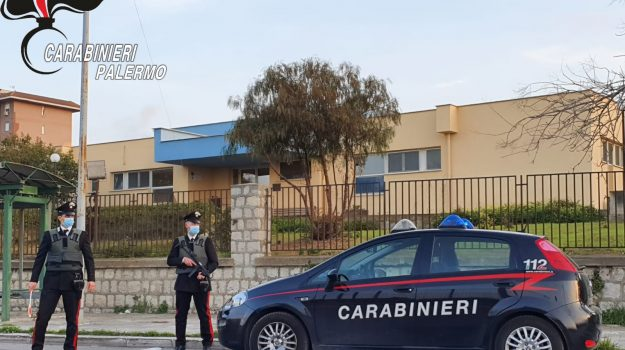 asilo, carabinieri, scuola, Palermo, Cronaca