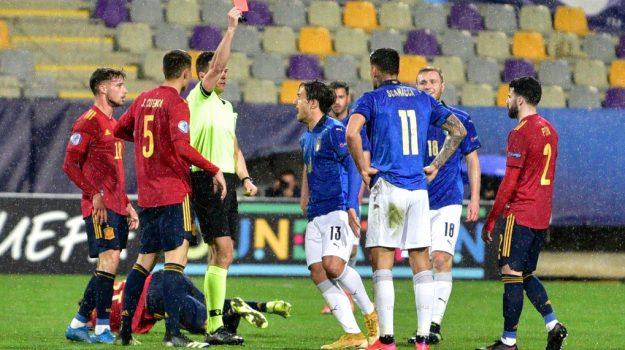 under 21, Sicilia, Calcio