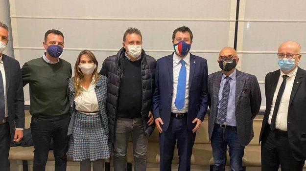 Lega, Annalisa Tardino, Carmelo Pace, Giancarlo Granata, nino minardo, Vincenzo Giambrone, Agrigento, Politica