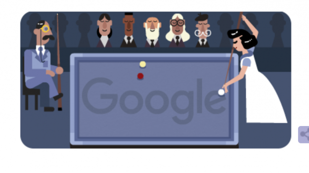 doodle di google, Masako Katsura, Sicilia, Società