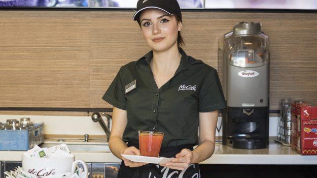 ristorazione, Catania, Economia