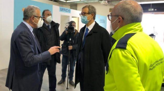 coronavirus, vaccino, Nello Musumeci, Messina, Politica