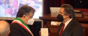 """Cittadinanza onoraria a Muti: """"Orgoglioso di essere palermitano"""""""